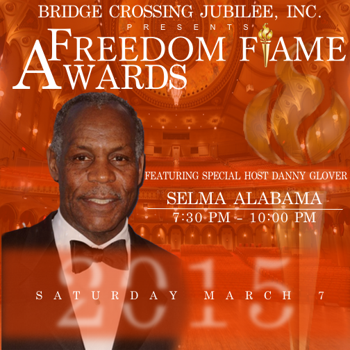 freedom flame awards 2015